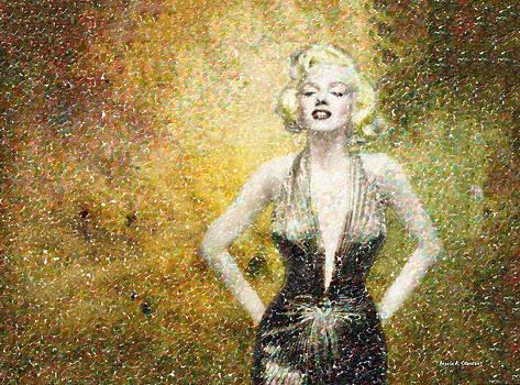 Angela A Stanton - Marilyn Monroe In Points