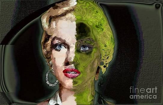 Marilyn-Monroe by Max Cooper