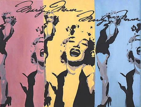 Marilyn Monroe by Raquel Ventura