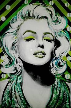 Marilyn Monroe by Tamara Vogrin Tara