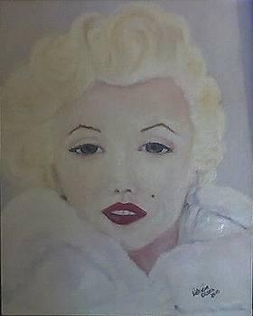 Marilyn by Patricia Olson