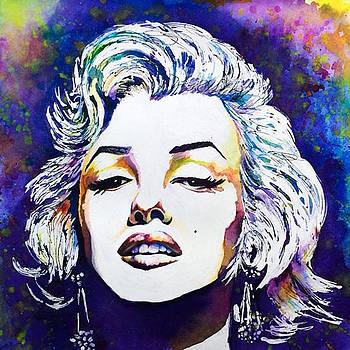 Marilyn by Rebecca Foster