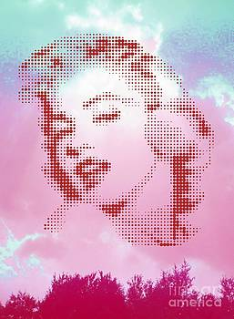 Marilyn  Stormy Weather by Rodolfo Vicente