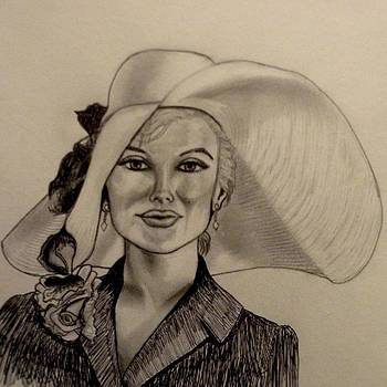 Marilyn by Victoria Rhodehouse