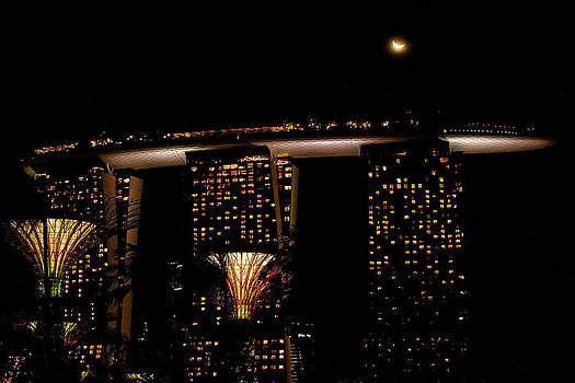 Marina Bay Sands by Donald Chen