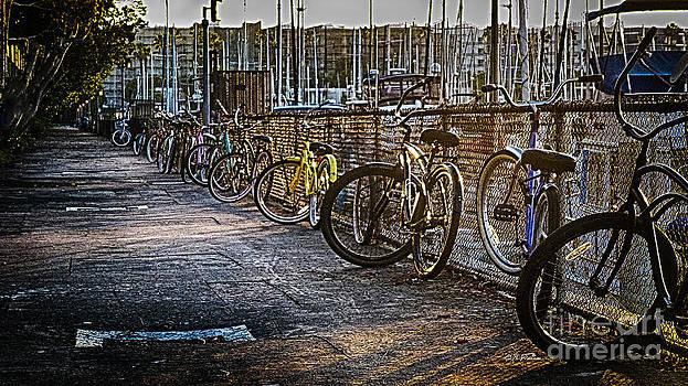 Charles H Davis - Marina Del Ray Bikes and Boats