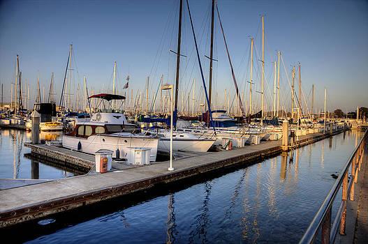 Marina Monterey California by Guy Co