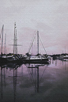 Laurie Perry - Marina Reflections