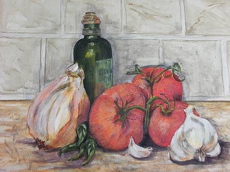 Marinara Recipe by Maureen Pisano