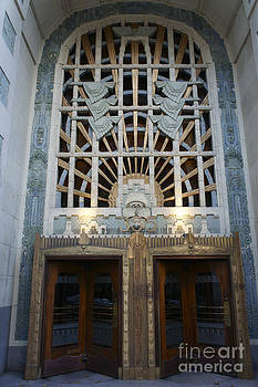 John  Mitchell - MARINE BUILDING Vancouver