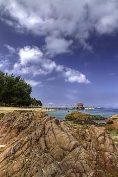 Marine Park by Mario Legaspi