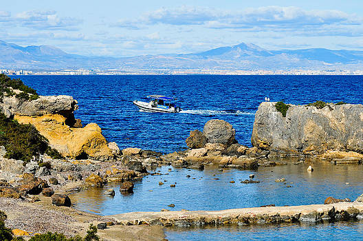 Marine Reserve by Tetyana Kokhanets