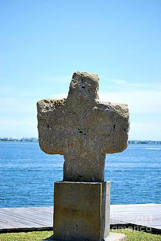 Bob Sample - Mariners Cross
