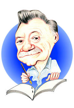 Mario Benedetti Illustration by Diego Abelenda