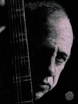 Mark Knopfler by Ryan Jacobson