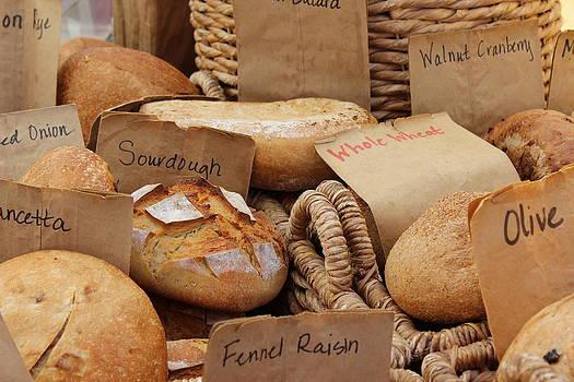Market Bread by Murad Abel