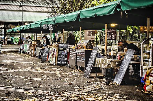 Heather Applegate - Market Stalls
