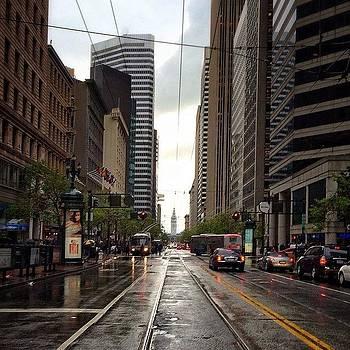 Market Street Perspectives by Karen Winokan