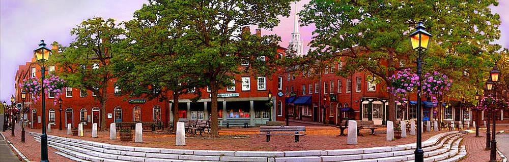Market Summer - 2007 by John Brown