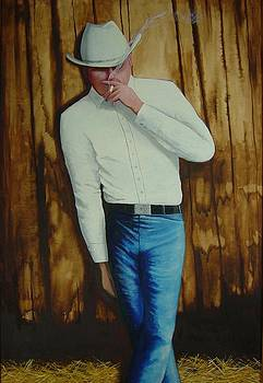 Marlboro Man by Mark Golomb