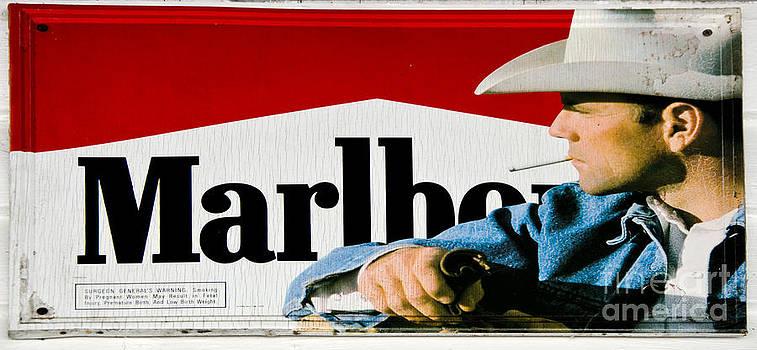 Paul Mashburn - Marlboro Man