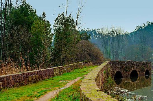Alexandre Martins - Marnel Medieval Bridge