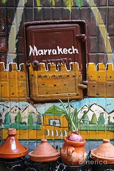 Sophie Vigneault - Marrakech Graffiti