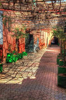 Marrakech Medina by Sophie Vigneault