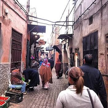 Marrakech #morocco #givememore #getlost by Sarah Dawson