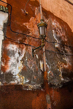 Marrakech - street lamp by Ellie Perla