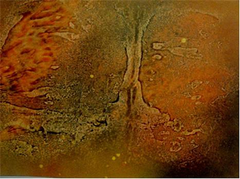 Mars land by Cruz Selene Ambrosio