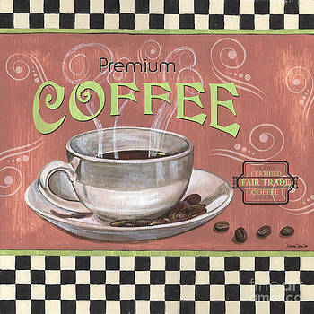 Marsala Coffee 2 by Debbie DeWitt