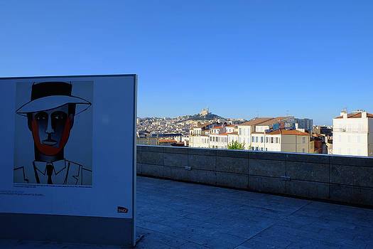 Marseillescape by August Timmermans