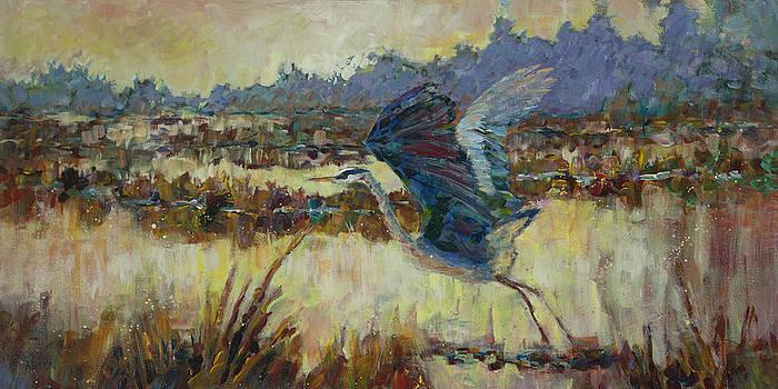 Marsh Secrets by Melissa Gannon