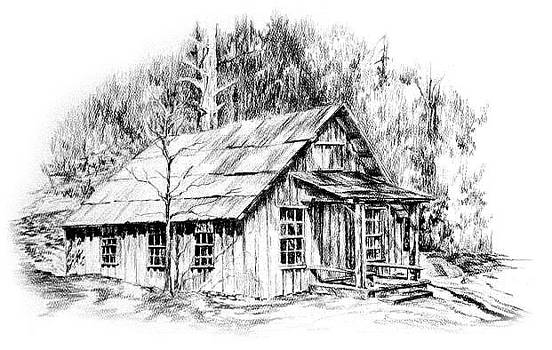 Marshall's Cabin by Jonni Hill
