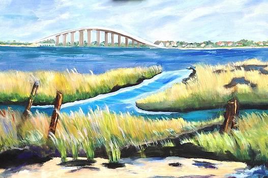 Marshes by Joanne Killian