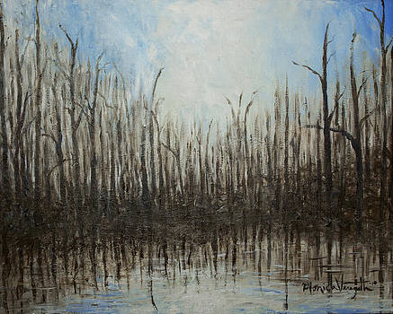 Marshy Parallels by Monica Veraguth