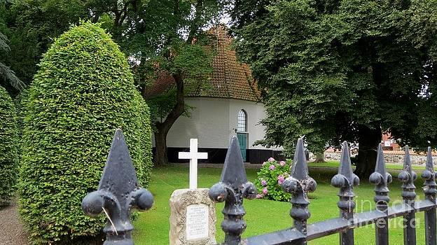 Marstal church by Susanne Baumann