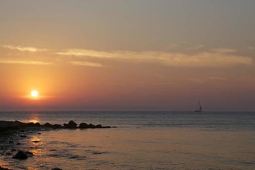 David Stone - Marthas Vineyard Sunset