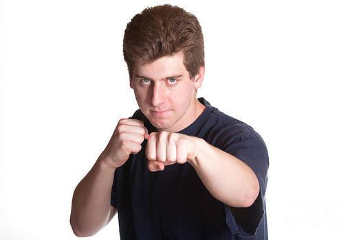 Gunter Nezhoda - Martial Art Fighter