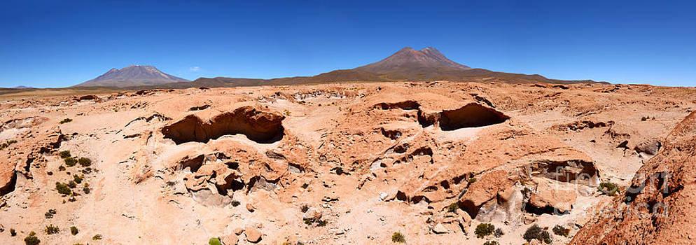 James Brunker - Martian Landscapes on Earth