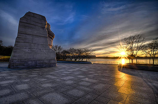 Martin Luther King Jr. Memorial by Daniel Potter