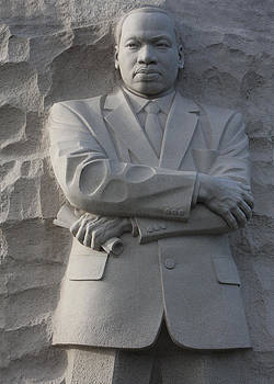John Cardamone - Martin Luther King Jr Memorial Front Detail