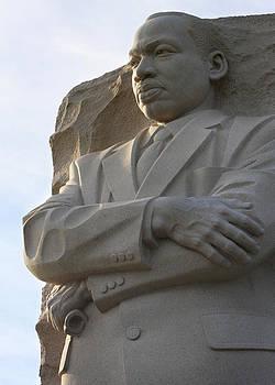 John Cardamone - Martin Luther King Jr Memorial Side Detail