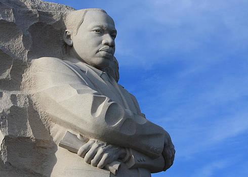 John Cardamone - Martin Luther King Jr Monument Detail