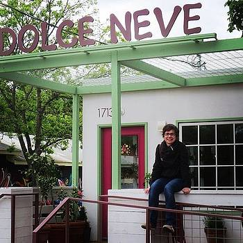 Martina @ Dolce Neve! Austin,texas by Gia Marie Houck