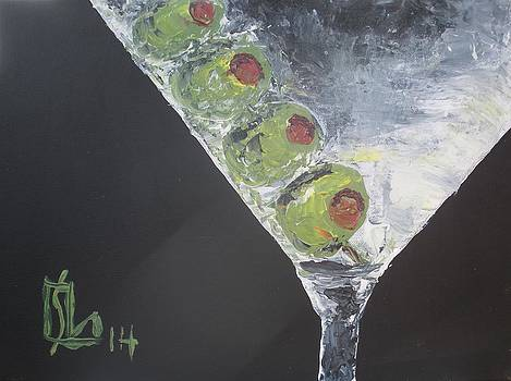 Martini by Lee Stockwell