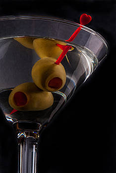 Martini by Norman Pogson