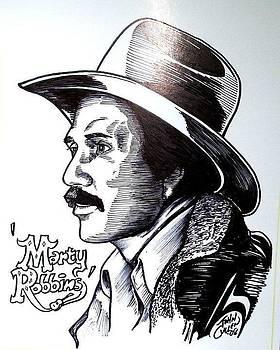 Marty Robbins by John Cullen