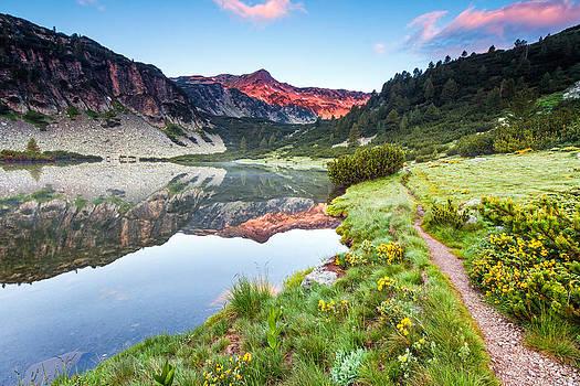 Marvelous Lake by Evgeni Dinev